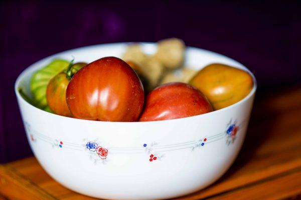 Cortegada - Tomatos